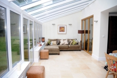 Conservatories, Orangeries, Sunrooms from Peak Windows & Doors