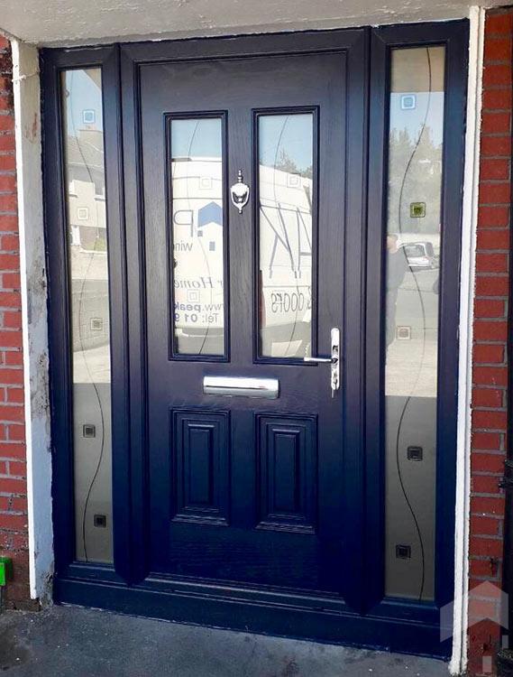 Images From Our Front Door Gallery Peak Windows Doors Dublin