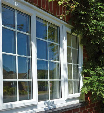 Peak Casement Windows