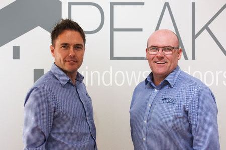 Eric Toal & Martin Heffron - Peak Windows & Doors - Dublin