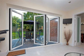 Peak Windows And Bi Fold Doors, Swords