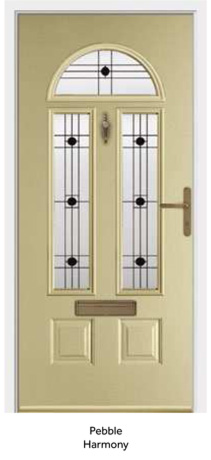 Peak Endurance Doors - Cheviot - Pebble Harmony