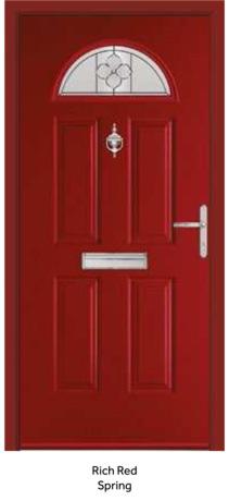 Peak Endurance Range - Eiger - Rich Rad Spring  sc 1 st  Composite Front Doors Styles from Peak Windows Swords - 01 906 6186 & Composite Front Doors Styles from Peak Windows Swords - 01 906 6186
