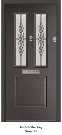 Peak Endurance Doors - Monte Rosa - Anthracite Grey Graphite