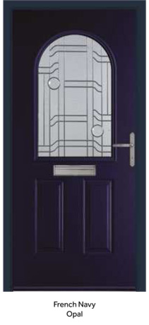 Peak Endurance Doors - Olympus - French Navy Opal
