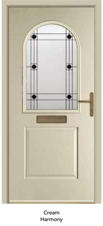 Peak Endurance Doors - Pelmo - Cream Harmony