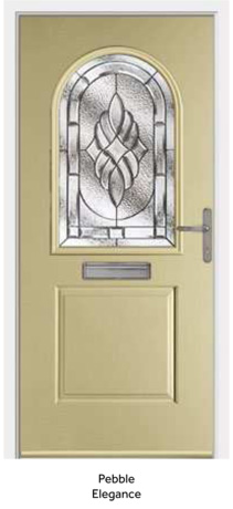 Peak Endurance Doors - Pelmo - Pebble Elegance