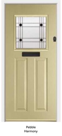 Peak Endurance Doors - Wentwood - Pebble Harmony