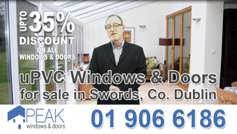 uPVC Windows for sales in Swords, Dublin