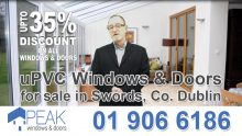 uPVC Windows & Doors for sale in Swords, Dublin