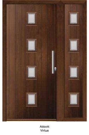 Composite Front Doors Styles From Peak Windows Swords 01