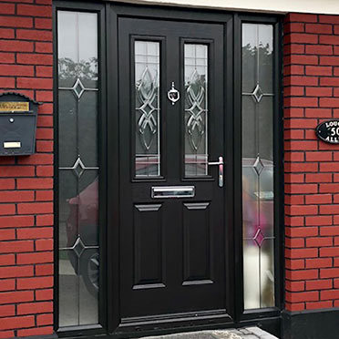 Composite Doors - Peak Windows and Doors