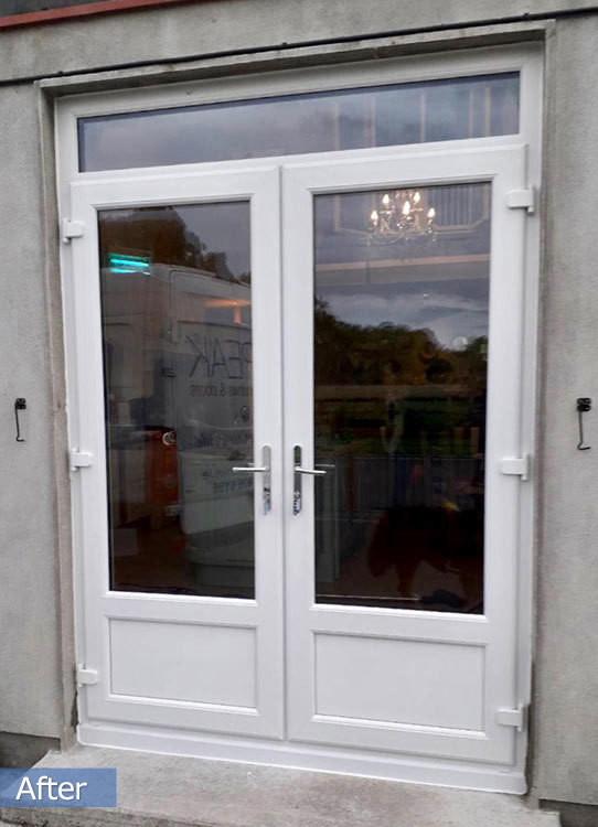 Front Doors Dublin Composite Windows Peak