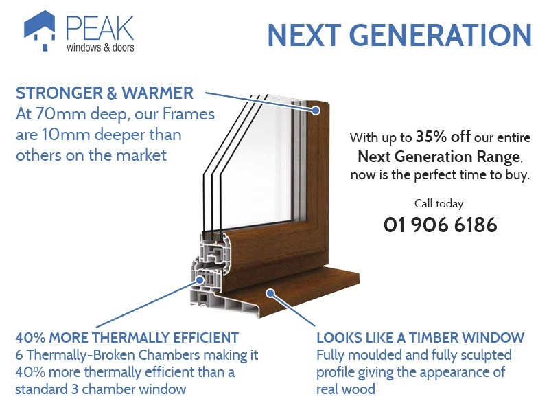 Peak Windows & Doors goes Next Generation